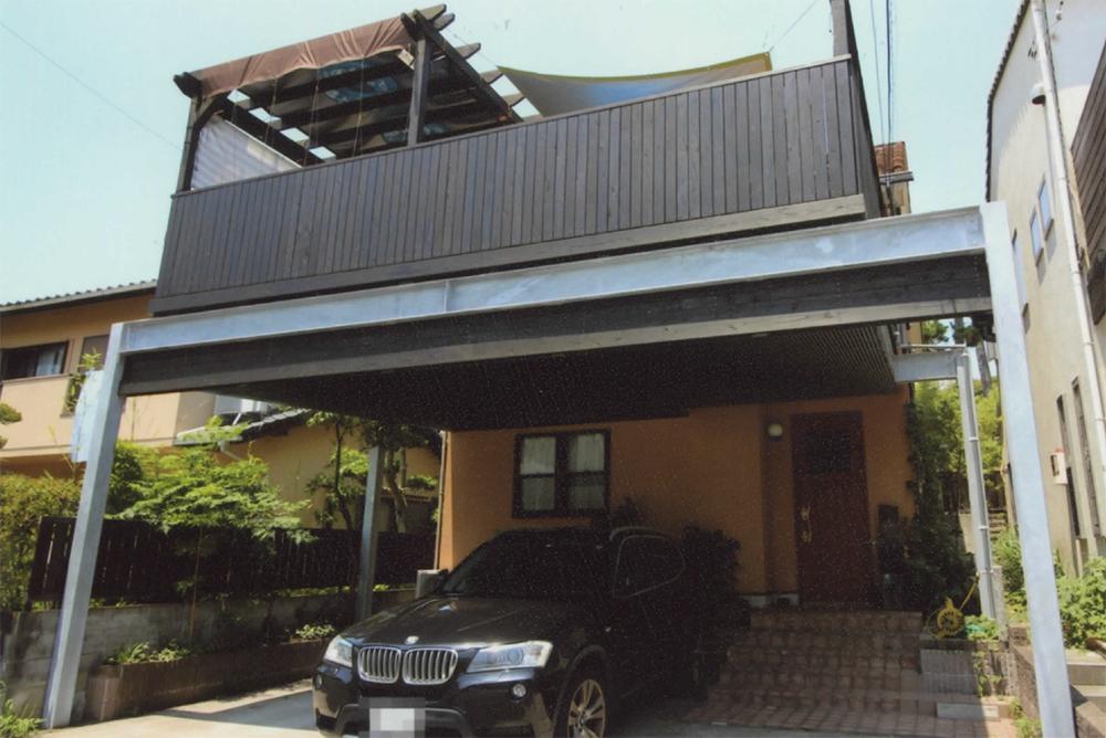 エルビーニュース2021年8月号 茅ヶ崎市ウッドデッキ施工